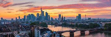 Panorama foto Frankfurt am Main