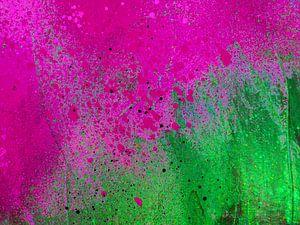 Abstracte digitale kunst 2/2020 van Gabi Hampe