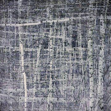 De berk is een meester in abstractie van jowan iven
