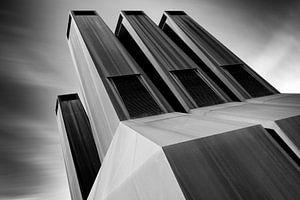 Warmtekrachtcentrale, Universiteit Utrecht von