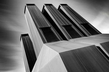 Warmtekrachtcentrale, Universiteit Utrecht von M. van Oostrum