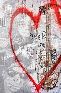 Love & Peace van