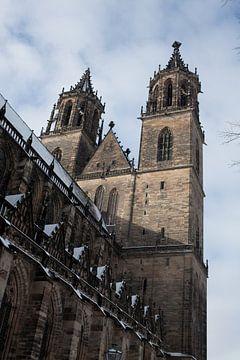 Dom van Maagdenburg (Saksen-Anhalt) van t.ART