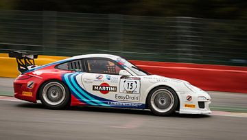 Porsche GT3 Martiniracing sur Remco Donners