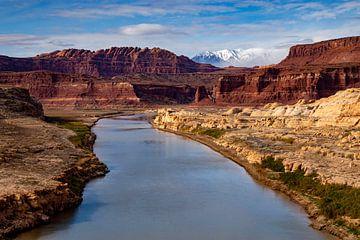 Colorado River, Utah, USA von Adelheid Smitt