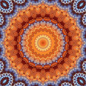 Mandala magische wereld