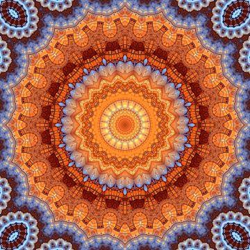 Mandala Zauberwelt von Marion Tenbergen