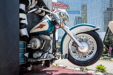 Harley Davidson Café Las Vegas sur Hans Jansen