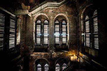 St. Mary's kerk van Gdansk van Ellis Peeters