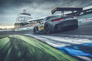 Mercedes-AMG GT3 van
