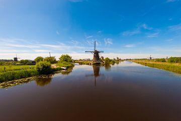 Kinderdijk Holland van