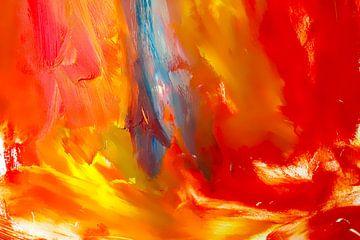 in the fire van M.A. Ziehr