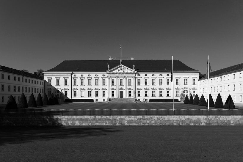 Château de Bellevue (Berlin) sur Frank Herrmann