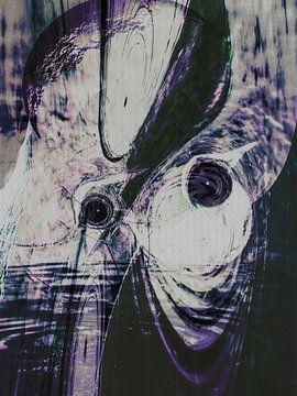 Spookvogels van Christine Nöhmeier