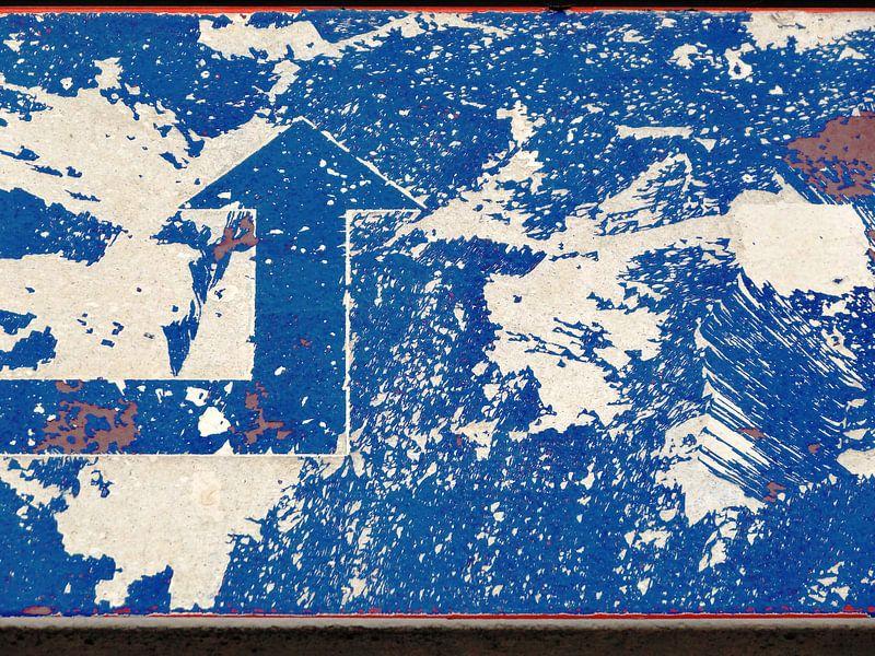 Urban Abstract 176 van MoArt (Maurice Heuts)