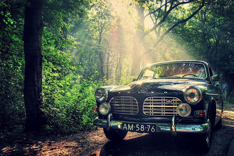 Volvo Amazon  van Remy De Milde