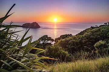 Eerste zonsopgang von