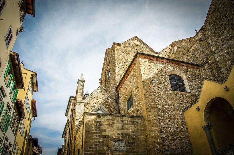 Italie Assisi van Marga Meesters