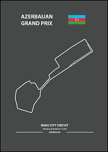 AZERBAIJAN GRAND PRIX   Formula 1