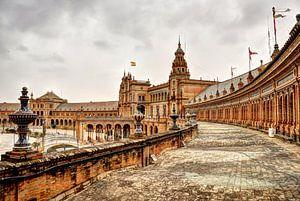 Plaza de España ( balkon ) van