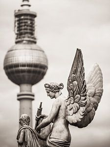 Black and White Photography: Berlin