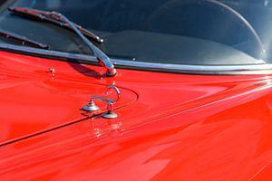 Ferrari 275 GTB Long-Nose 1966 klassieke Italiaanse sportwagen detail