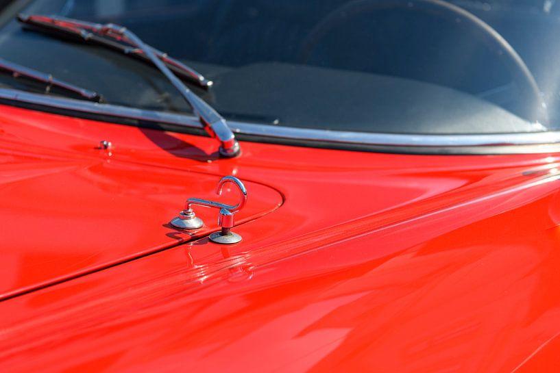 Ferrari 275 GTB Long-Nose 1966 klassieke Italiaanse sportwagen detail van Sjoerd van der Wal