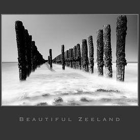 De mooie Zeelandse kust van Eddy Westdijk