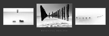 Die schöne Küste von Zeeland von Eddy Westdijk