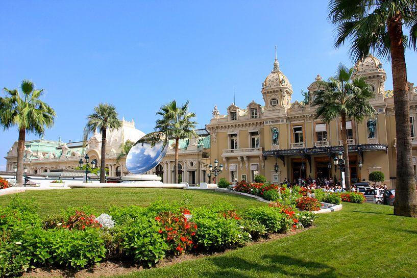 Casino Monte Carlo van Louise Poortvliet