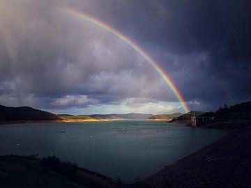 Regenbogen von Jacqueline Lemmens