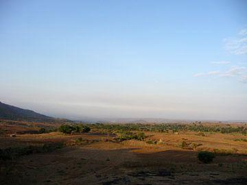 'Namiddag', Tanzania van Martine Joanne