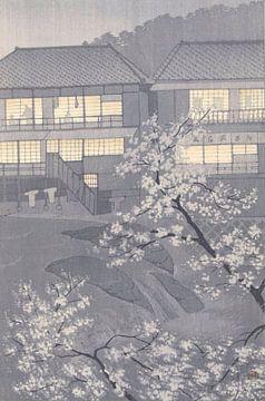 Die heißen Quellen von Shuzenji, Kasamatsu Shirô