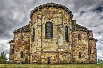 Die Kirche von Saint-Désiré von