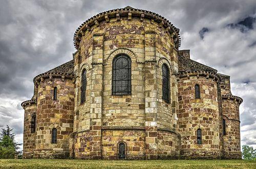 De kerk van Saint-Désiré van