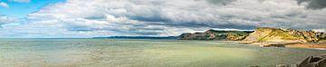 Küste in West Bay von Rietje Bulthuis