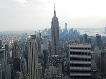 NY, Manhattan von Els Royackers