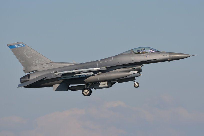 F-16 Fighting Falcon sur Rogier Vermeulen