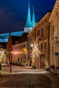 Bergstraat Deventer van Fotografie Ronald