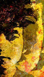 Abstrakt Bob Dylan