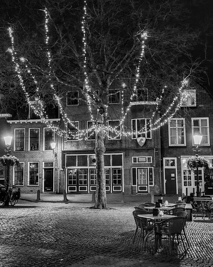 Hometown Nocturnal # 15 van Frank Hoogeboom