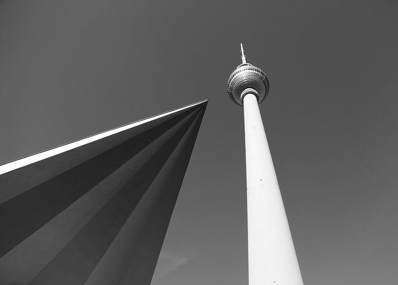 Berlin TV Tower van Falko Follert