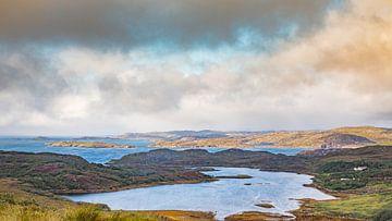 Schottische Küste von Freddy Hoevers