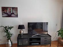 Kundenfoto: Farbiger Korridor von Perry Wiertz