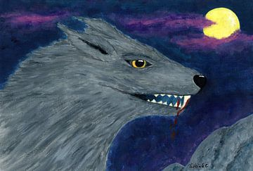 Der Werwolf von Sandra Steinke