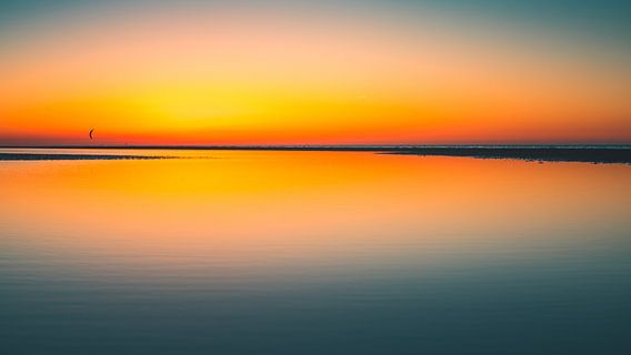 Breezand zonsondergang 4