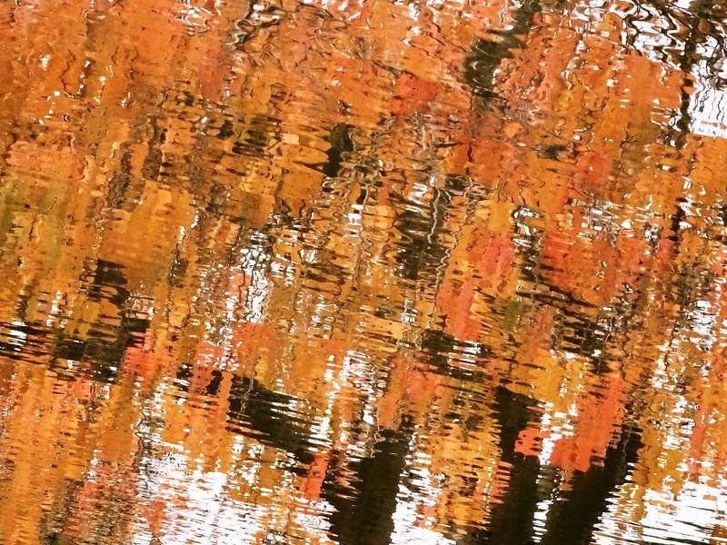 Urban Painting 117 van MoArt (Maurice Heuts)
