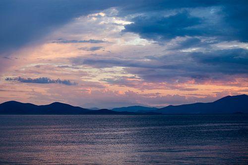 De kleuren van het Middellandse zeegebied van Miranda van Hulst