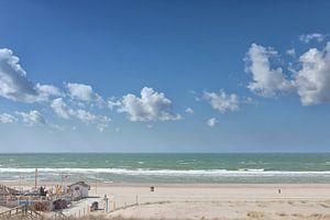Het strand ontwaakt