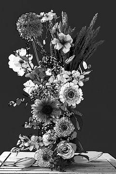 Blumenkunst 3 von Wendy Tellier - Vastenhouw
